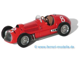 ferrari modelle ferrari formel 1 1950 1959. Black Bedroom Furniture Sets. Home Design Ideas