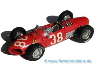 ferrari modelle ferrari formel 1 1960 1969. Black Bedroom Furniture Sets. Home Design Ideas