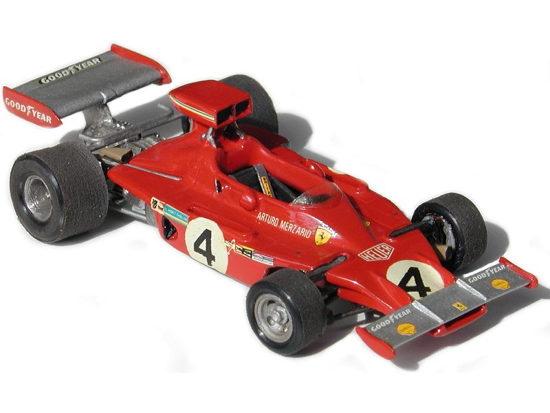 ferrari modelle formel 1 ferrari 312 b3 1973. Black Bedroom Furniture Sets. Home Design Ideas