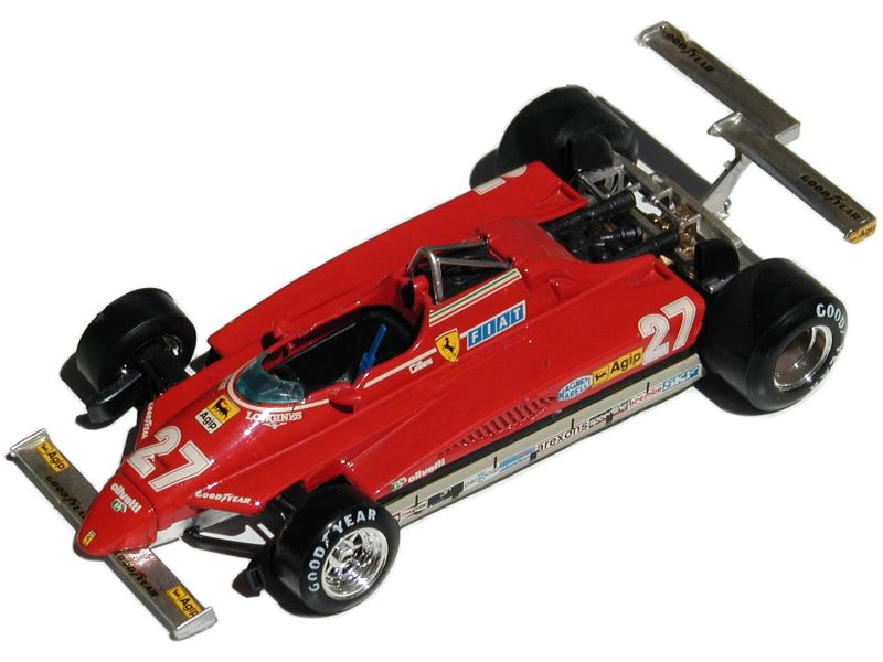 ferrari modelle formel 1 ferrari 126 c2 1982. Black Bedroom Furniture Sets. Home Design Ideas