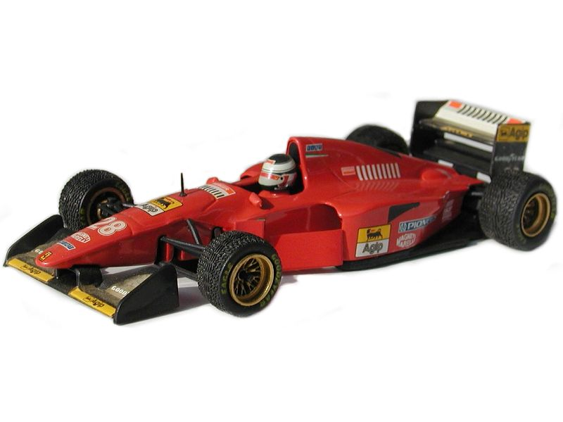 ferrari modelle formel 1 ferrari 412 t1b 1994. Black Bedroom Furniture Sets. Home Design Ideas