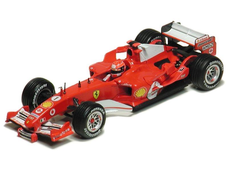 ferrari modelle formel 1 ferrari f2005. Black Bedroom Furniture Sets. Home Design Ideas