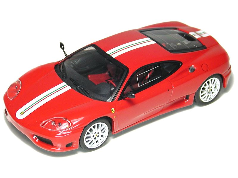 Ferrari Modelle, Ferrari V8 Sportwagen, Ferrari 360 Challenge Stradale
